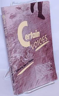 image of Certain Voices: short stories about gay men