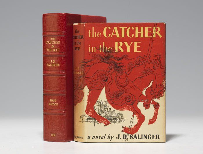a report on jd salingers catcher in the rye Abstract: jd salinger's multifaceted catcher in the rye is often labeled both in   thirdly, this paper seeks to push the novel's meaning further by comparing.