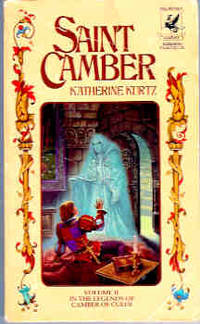 Saint Camber  (The Legends of Camber of Culdi,  Vol. 2)