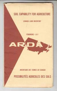 Soil Capability for Agriculture - Canada Land Inventory Pembroke - 31 F