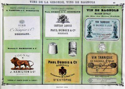 Les marques de fabrique francaises....