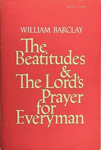 image of The Beatitudes and the Lord's Prayer for Everyman
