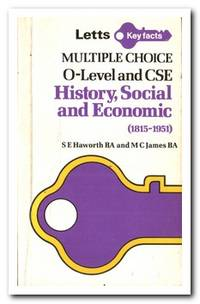 image of History, Social And Economic (1815-1939)