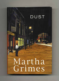 image of Dust  - 1st Edition/1st Printing