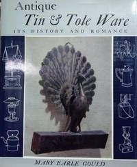 image of Antique Tin and Tole Ware:  Its History and Romance