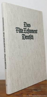 Das fünfte Buch Mose. Deuteronomium. 2., durchgesehene Auflage
