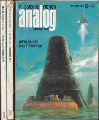 Hierarchies, serialized in Analog Science Fiction / Science Fact, October -  November 1971