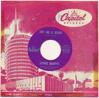 Signed Record Sleeve with 45 RPM Record