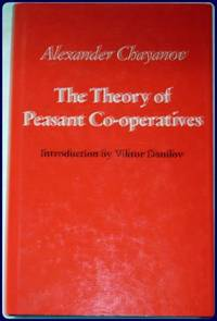 image of THE THEORY OF PEASANT CO-OPERATIVES.