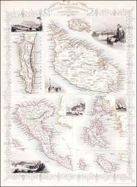 British Possessions in the Mediterranean.