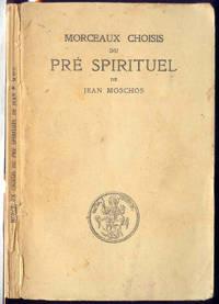 Morceaux choisis du Pré spirituel