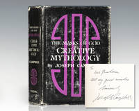 The Masks of God: Creative Mythology. by  Joseph Campbell - Signed First Edition - 1968 - from Raptis Rare Books (SKU: 98776)