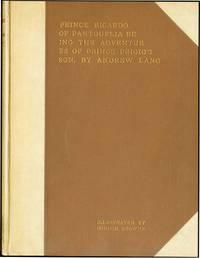 PRINCE RICARDO OF PANTOUFLIA: BEING THE FURHTER ADVENTURES OF PRINCE