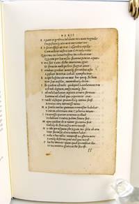 Francesco Griffo Da Bologna: Fragments And Glimpses - Used Books