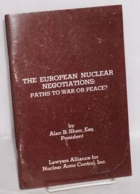 image of The european nuclear negotiations: paths to war or peace