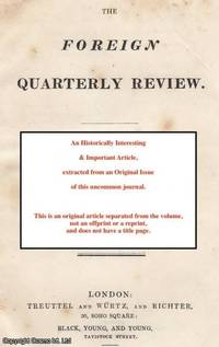 J.F.W. Herschel and Fresnel on Light. Theories of Light. A summary. A rare original article from...