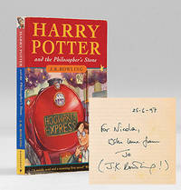 Harry Potter and the Philosopher's Stone by ROWLING, J. K - 1997