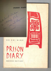Prison Diary (Second edition) - Inscribed by Ammon and Joan Hennacy