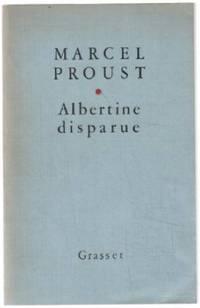image of Albertine disparue