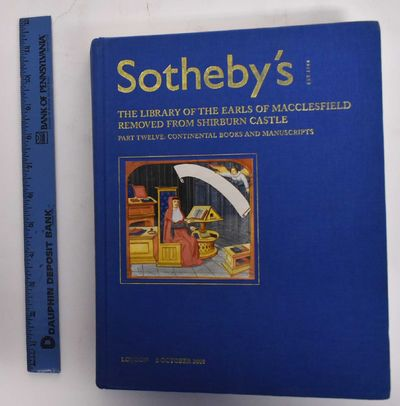 London: Sotheby's, 2008. Hardcover. VG (light shelfwear to boards, small stain to bottom of block. P...