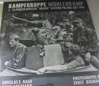 """Kampfgruppe Mühlenkamp: 5. SS-Panzer-Division """"Wiking"""", Eastern Poland, July 1944"""