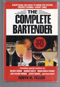 image of The Complete Bartender