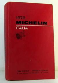 Guide Michelin (Italia). 1976. Guide touristique (rouge)
