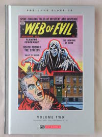 Web of Evil, Volume 2: November 1953 - May 1954, Issues 8-14