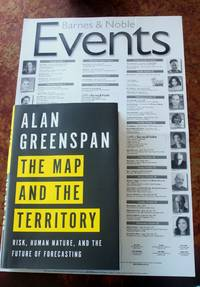 The Map and the Territory: Risk, Human Nature, and the Future of Forecasting - Signed Edition