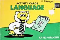 Activity Cards-Language. Reproducible