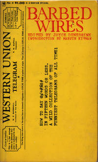 image of Barbed Wires: A Collection of Famous Funny Telegrams