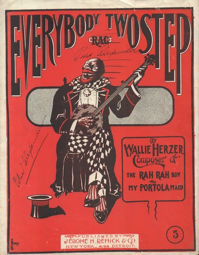 Detroi & New York: Jerome H. Remick & Co.. Fair. 1911. Sheet music. Sheet music is in fair condition...