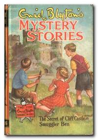 Enid Blyton's Mystery Stories The Secret of Cliff Castle and Smuggler Ben
