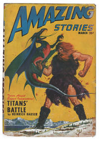 image of Joe Dannon, Pioneer in Amazing Stories March 1947