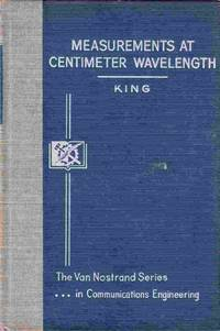 Measurements At Centimeter Wavelength