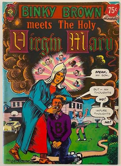 Berkeley: Last Gasp, 1972. , comic book, old price sticker in upper right corner, otherwise very goo...