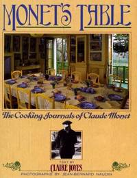 image of Monet's Table: The Cooking Journals of Claude Monet