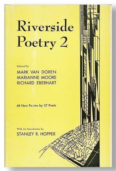 New York: Twayne Publishers, . First Edition. Slim octavo (22.25cm.); original cloth in yellow picto...