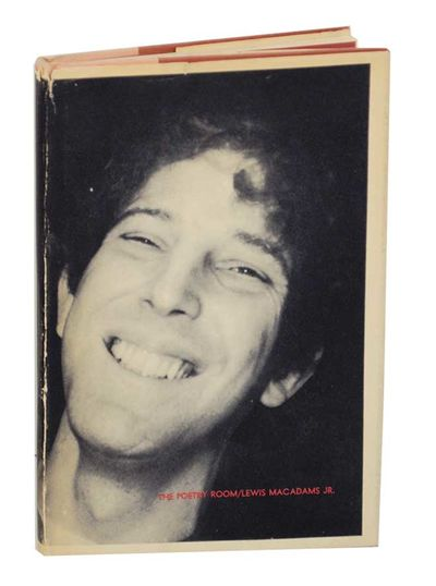 New York: Harper & Row, Publishers, 1973. First edition. Hardcover. 65 pages. A collection of poems....