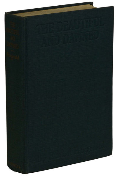 New York: Charles Scribner's Sons, 1922. First Edition. Hardcover. Very Good. First edition, first s...