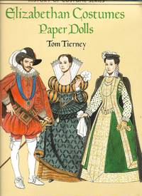 image of Elizabethan Costumes Paper Dolls (History of Costume)