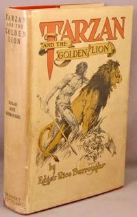 image of Tarzan and the Golden Lion.