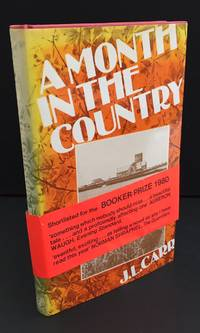 A Month In The Country (With The Scarce Booker Prize Shortlist Band)