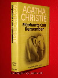 image of ELEPHANTS CAN REMEMBER