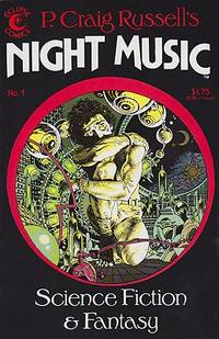 P. Craig Russell's Night Music No.1-3 (3 Issues)