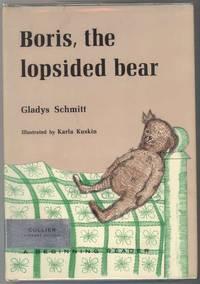 image of BORIS, THE LOPSIDED BEAR