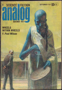 Analog Science Fiction / Science Fact, September 1971 (Volume 88, Number 1)  (Wheels Within...