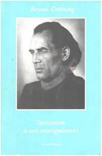 image of Initiation à son enseignement