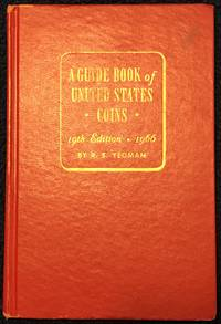 The Red Book Of United States Coins 1966 A Guide Book of United States Coins