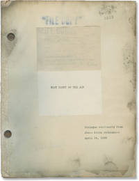 image of West Point of the Air (Original screenplay for the 1935 film)